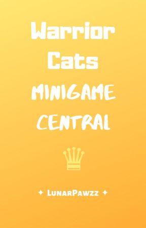Oc Battles! | A WARRIOR CATS MINIGAME CENTRAL by LunarPawzz