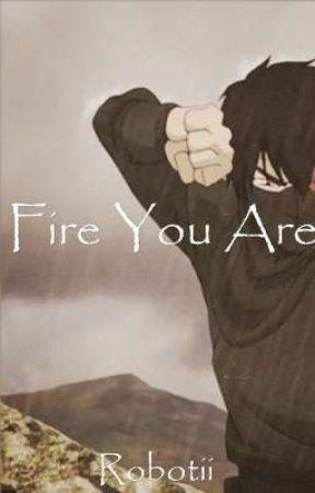 Fire You Are (Zuko Love Story) by Robotii
