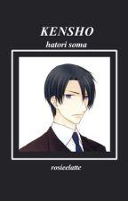 The Snow Shall Melt     Hatori Soma  by YoongiNights