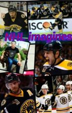 NHL Imagines *Requests Closed* by Awkwardhugsxo