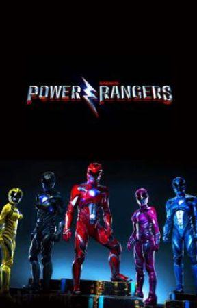 POWER RANGERS |~| Marvel Idea by SPOOKY_JANELLE