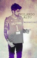 VOLANDO ALTO by werenotcool