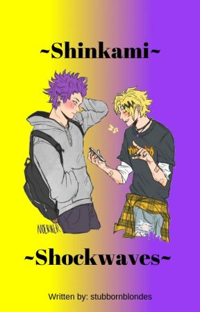 ~ShockWaves~ ~Shinkami~ MOVED ACCOUNTS by stubbornblondesold