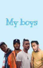 My Boys by cocbaby