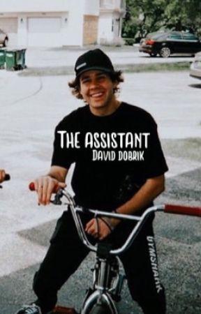 the assistant » david dobrik by messydobrik