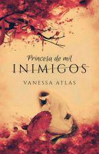 Princesa de mil inimigos | EM HIATUS by AtlasVerine