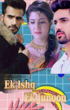 Ek Ishq Ek Junoon🎯🎲 by Aashritha13