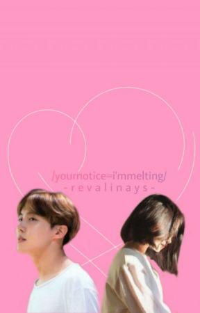 /yournotice=i'mmelting/ [Jung Hoseok] by revalinays__