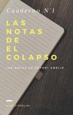 Cuaderno N°1: Las notas del colapso   Notas de  Sayori Amelie by Ninumiu