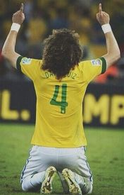 Our love (David luiz) by WriterXZ