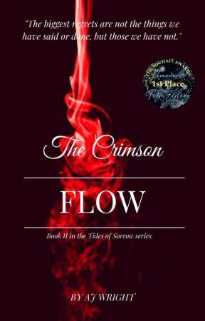 The Crimson Flow by NightElflady
