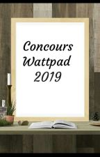 Concours Wattpad 2019  by lecture_same