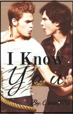 I Know You (A Vampire Diaries Fanfiction) by Cutie576