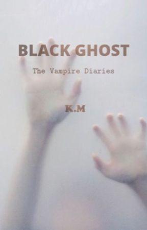 BLACK GHOST | Ajin Au | Klaus Mikaelson  by poweroverpowerless