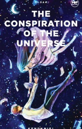 The Conspiration of The Universe (Published under Cloak Pop Fiction) by KenDaniel