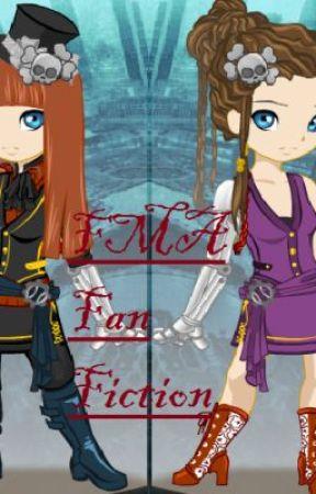 FullMetal Alchemist Fan Fiction by GreedHateEnvy