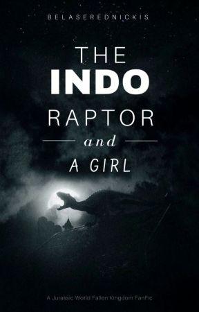 The Indoraptor #Wattys2019 by belaserednickis