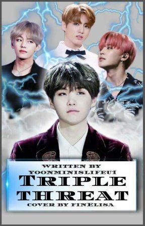 Triple Threat (YoongixMaknae line) by yoonminislifeu1