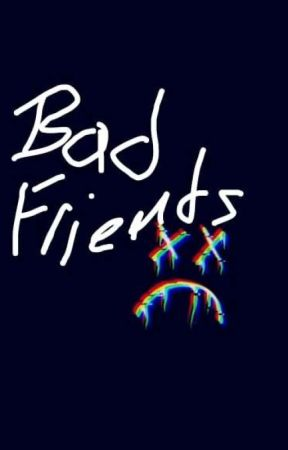 ×|Bad Friends|×||Rollplay||Abierto by One_Person_Cat