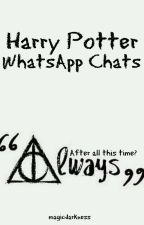 Harry Potter Whatsapp Chats by magic_darkness