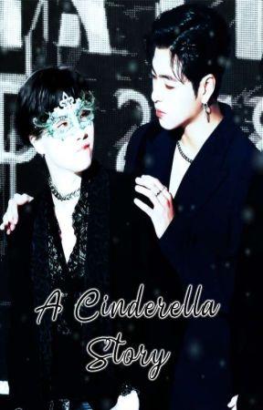 A Cinderella Story by NightLily97