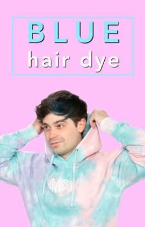 blue hair dye (Damien x Reader) | completed by joliesfiction