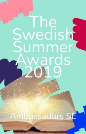 The Swedish Summer Awards 2019 by AmbassadorsSE