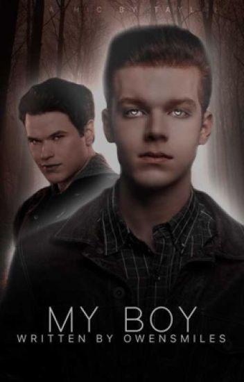 My boy | Emmett Cullen