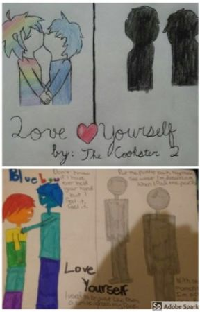 Love Yourself ~ A Steve Saga Fanfic by TheCookster2