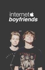 Internet Boyfriends (Lashton AU) by californarnia
