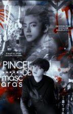 Pincel de Máscaras by soorujinha