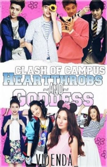 Clash of the Campus Hearthrob and Goddess (On-going)