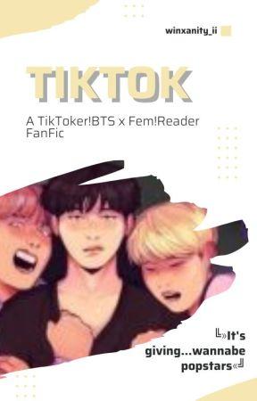 TIKTOK    BTS CRACKFIC by Werewolflover3252
