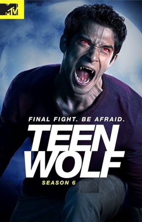 Teen Wolf [Book Six] by Billejeangirl24