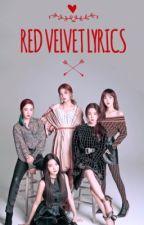 ❀ red velvet (레드벨벳) | lyrics book {romanized & english} by Shugzzz