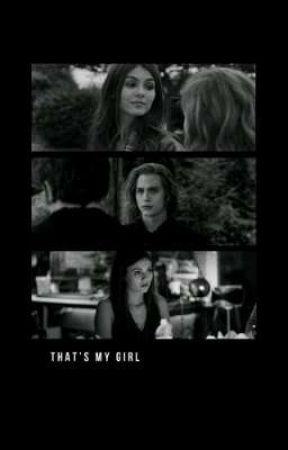 That's My Girl [ Jasper Whitlock- hale ] by harleyQuinnfan17