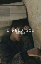 I Need You || PARK JIMIN by jiminie_ahhh