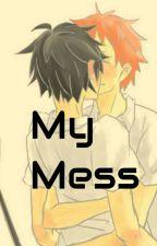 My Mess~ Shima x Rin by DanteWestern