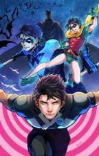 The Boy Wonder: Dick Grayson by Nightsing
