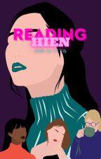 Reading Reed -In Progress- by Itsatimetraveler