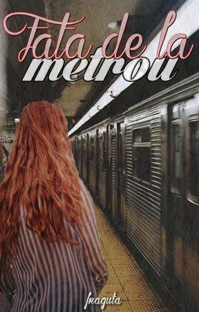 Fata de la metrou by fraguta