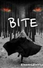 BITE (Eyeless Jack X Werewolf! Reader) by ElementalWrite16