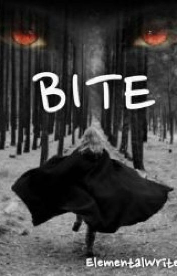 BITE (Eyeless Jack X Werewolf! Reader)