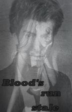 Blood's run stale   Remus Lupin by JuliaUzdowskaa