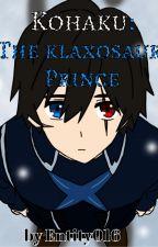 Kohaku | CODE: -016 - The Klaxosaur King by Fud0_O16
