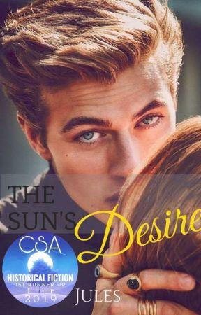 The Sun's Desire [HIATUS] by Yoolia01