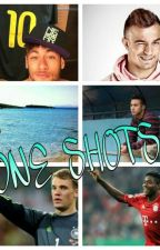 One shots mit Fußballern *_* by __no-name__