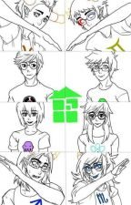 Homestuck x Reader One Shots by digitalyAnatomical
