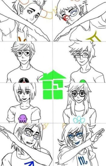 Homestuck x Reader One Shots
