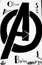 Avengers Super Family by marvel_kotlc_lover